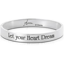 """Couture Kingdom Arrmreif Disney Dornröschen """"Let your heart dream"""" 5,5 cm"""