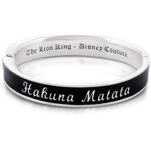 "Couture Kingdom Arrmreif Disney König der Löwen ""Hakuna Matata"" 6 cm"