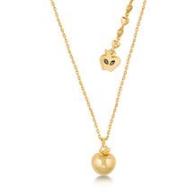 """Couture Kingdom Halskette Disney Schneewitchen """"Apfel"""" 45,0 cm"""