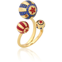 "Couture Kingdom Ring Disney Dumbo ""Zirkus Ball"" D  1,65 cm"