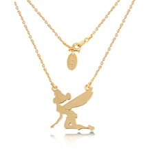 Goebel Couture Kingdom Tinker Bell Tinker Bell - Halskette Silhouette Gold