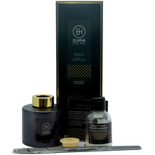 Goebel Eliana Home Raumduft Amber Sandelholz, Black Edition, 100ml 22,0 cm