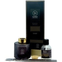 Goebel Eliana Home Raumduft Bergamotte, Black Edition, 100ml 22,0 cm