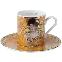 Goebel Espressotasse Gustav Klimt - Adele Bloch-Bauer 6,0 cm