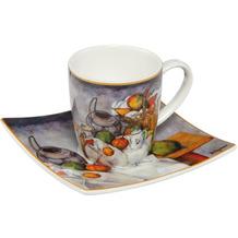 "Goebel Espressotasse Paul Cézanne - ""Stillleben II"" 6,5 cm"