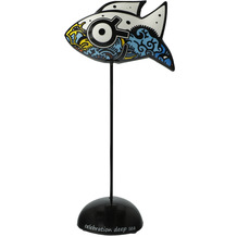 Goebel Figur Billy the Artist - Celebration Deep Sea 26,0 cm