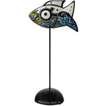 "Goebel Figur Billy the Artist - ""Celebration Deep Sea"" 26,0 cm"