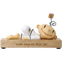 """Goebel Figur Der kleine Yogi - """"Schön dass es dich gibt"""" 8,5 cm"""