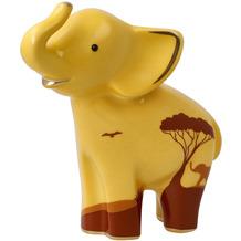 "Goebel Figur Elephant de luxe - ""Enkesha"" 11,0 cm"