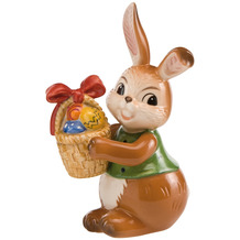 Goebel Figur Hase - Fröhliche Ostergrüße 12,0 cm