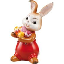 Goebel Figur Hase - Ostern kann kommen 15,5 cm