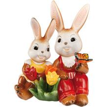Goebel Figur Hasen - Hier gefällt`s uns 23,5 cm