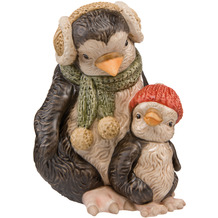 "Goebel Figur Pinguine ""Frieda und Helma"" 13,0 cm"
