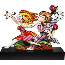 Goebel Figur Romero Britto - Love Blossoms 56,0 cm