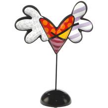 """Goebel Figur Romero Britto - """"Love is colorful"""" 25,0 cm"""