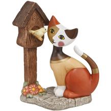 Goebel Figur Rosina Wachtmeister - Katze Il mio aviario 10,5 cm