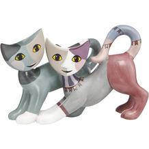 Goebel Figur Rosina Wachtmeister - Katzenpaar Meneo e Alma 7,0 cm