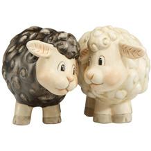 Goebel Figur Schafe Berlyn und Leni 5,5 cm