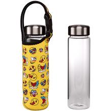 "Goebel Glasflasche mit Neoprenhülle emoji® by BRITTO® - ""Summer Feelings"" 26,5 cm"
