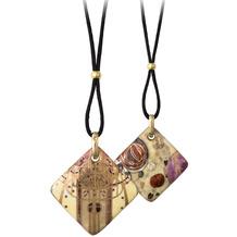 Goebel Halskette Charles Mackintosh - Zusammenkunft 58,0 cm