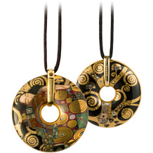 Goebel Halskette Gustav Klimt - Die Erfüllung 58,0 cm