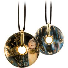 "Goebel Halskette Gustav Klimt - ""Judith I"" 58,0 cm"