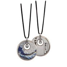 Goebel Halskette Katsushika Hokusai - Die Welle 58,0 cm