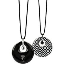 Goebel Halskette Maja von Hohenzollern - Design Diamonds 80 cm