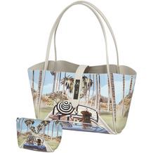 "Goebel Handtasche Trish Biddle - ""Aloha"" 30 x 14 x 20 cm"