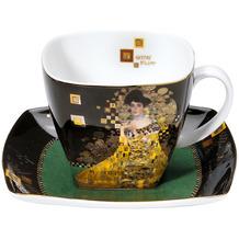 Goebel Kaffeetasse Gustav Klimt - Adele Bloch-Bauer 10,0 cm