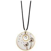 Kaiser Porzellan Halskette Make a Wish, Take a Chance, Make a Change 80 cm