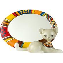 Goebel Kitty de luxe* African Kitty - Spiegel