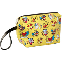 "Goebel Kosmetiktasche Emoji® by BRITTO® - ""Summer Feelings"" 13,0 cm"
