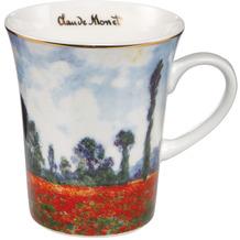 Goebel Künstlertasse Claude Monet - Mohnfeld 11,0 cm