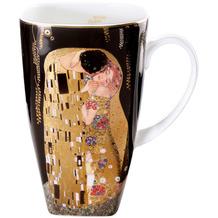 Goebel Künstlertasse Gustav Klimt - Der Kuss 14,0 cm