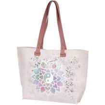 2ba1bea56d7e5 Goebel Lotus Yin Yang Lotusblüte Rosé - Handtasche