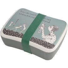 "Goebel Lunchbox Barbara Freundlieb - ""Prinz oder nicht"" 17 x 12,5 cm"
