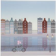 Goebel Magnettafel Scandic Home - Downtown Riverside 45 x 45 cm