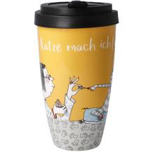 """Goebel Mug To Go Barbara Freundlieb - """"Für meine Katze..."""" 15,0 cm"""