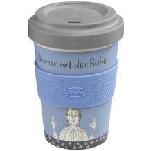 Goebel Mug To Go Barbara Freundlieb - Immer mit der Ruhe 14,0 cm