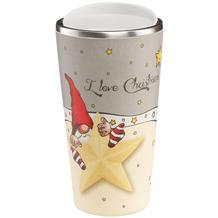 Goebel Mug To Go I love Christmas 16,0 cm