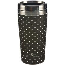 "Goebel Mug To Go Maja von Hohenzollern - Design ""Dots"" 17,5 cm"