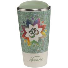 Goebel Mug To Go Om Grün 16,0 cm