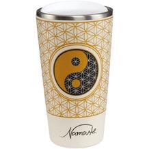 Goebel Mug To Go Yin Yang Weiß 16,0 cm