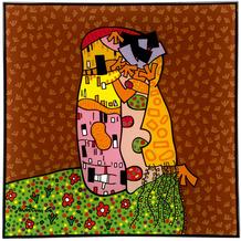 """Goebel Schale Markuss Göpfert - """"Hugs and Kisses"""" 3,0 cm"""