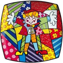 Goebel Pop Art Romero Britto Hug Too - Wandschale