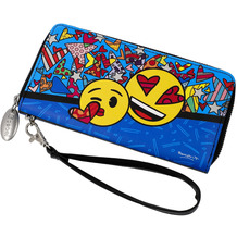 "Goebel Portmonnaie Emoji® by BRITTO® - ""I Love You"" 10,0 cm"