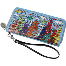 "Goebel Portmonnaie James Rizzi - ""My New York City Day"" 10,0 cm"
