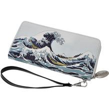 "Goebel Portmonnaie Katsushika Hokusai - ""Die Welle"" 10,0 cm"