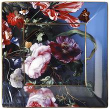 """Goebel Schale Jan Davidsz de Heem - """"Sommerblumen"""" 16,0 x 16,0 cm"""